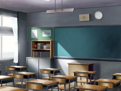 教室絵_convert_201007031252... pixivの中から拝借した教室です 完成